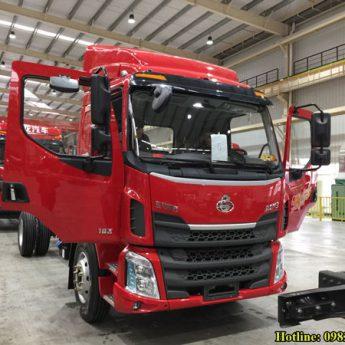 Xe tải 9 tấn Chenglong 2019 tiêu chuẩn khí thải EURO 5