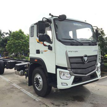 Xe Thaco Auman C160 E4 2020 tải trọng 9.1 tấn