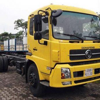 Xe tải Dongfeng B190 nhập khẩu Chassi – Động cơ 190HP