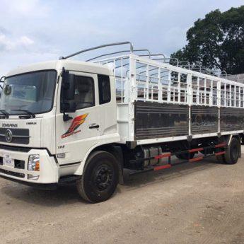 Xe tải thùng Dongfeng B180 Nhập khẩu – Tải trọng 9 tấn