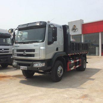 Xe tải ben 8 tấn Chenglong Nhập khẩu nguyên chiếc – Tải trọng 8.4 tấn
