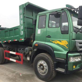 Xe tải ben Howo 8 tấn cầu dầu – Công suất 190HP 6 xylanh – Phù hợp chạy san lấp