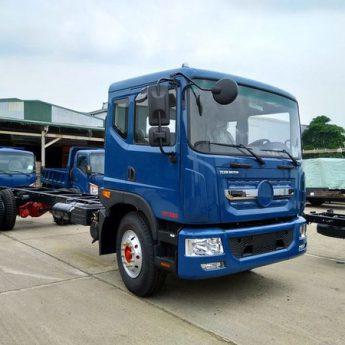 Xe tải Veam VPT950 9.3 tấn – Động cơ 180HP – Thùng mui bạt 7.6m
