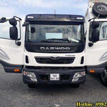 Xe tải Daewoo 9 tấn Prima 2 chân cao cấp 2019
