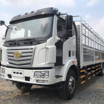 Xe tải FAW thùng dài 9.7m – Tải trọng 7.3 tấn E4