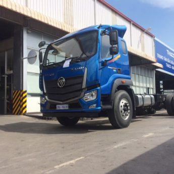 Xe tải Thaco Auman C240 E4 tải trọng 13.9 tấn – Thùng dài 9.5m