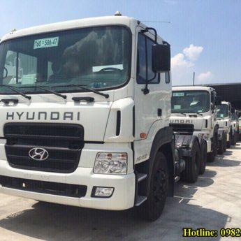 Xe đầu kéo Hyundai HD1000 EURO 4 Nhập khẩu 410HP