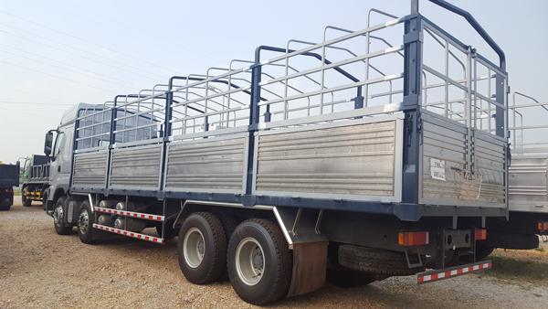 Xe tải Chenglong Thanh Hóa