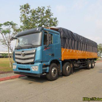 Xe tải Thaco Auman C300 E4 tải trọng 16.8 tấn – Công suất 330HP
