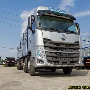 Xe tải Hải Âu 4 chân 330HP 17.9T Nhập khẩu – Hỗ trợ vay vốn 70%