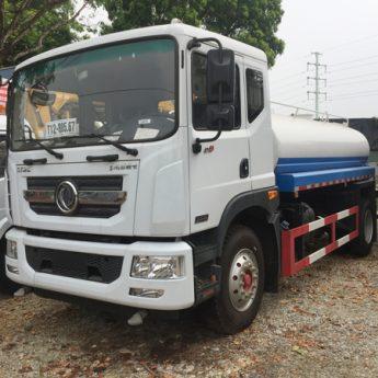 Xe phun nước rửa đường 9 khối Dongfeng
