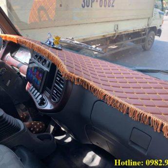 Thảm lót taplo xe tải – Ship hàng toàn quốc