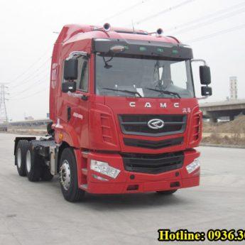 Xe Đầu Kéo CAMC 420HP Nhập khẩu cầu láp MAN 2021